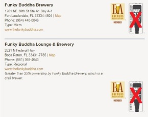Funky Buddha Loses Independent Craft Beer Logo with Acquisition by Constellation