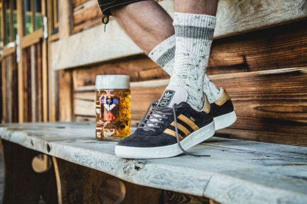 beer shoes